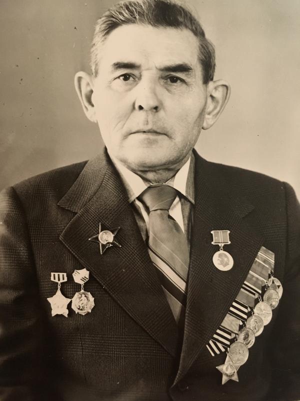 Александр Николаевич Берёзкин